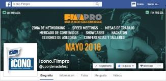 Facebook ICONO FIMPRO