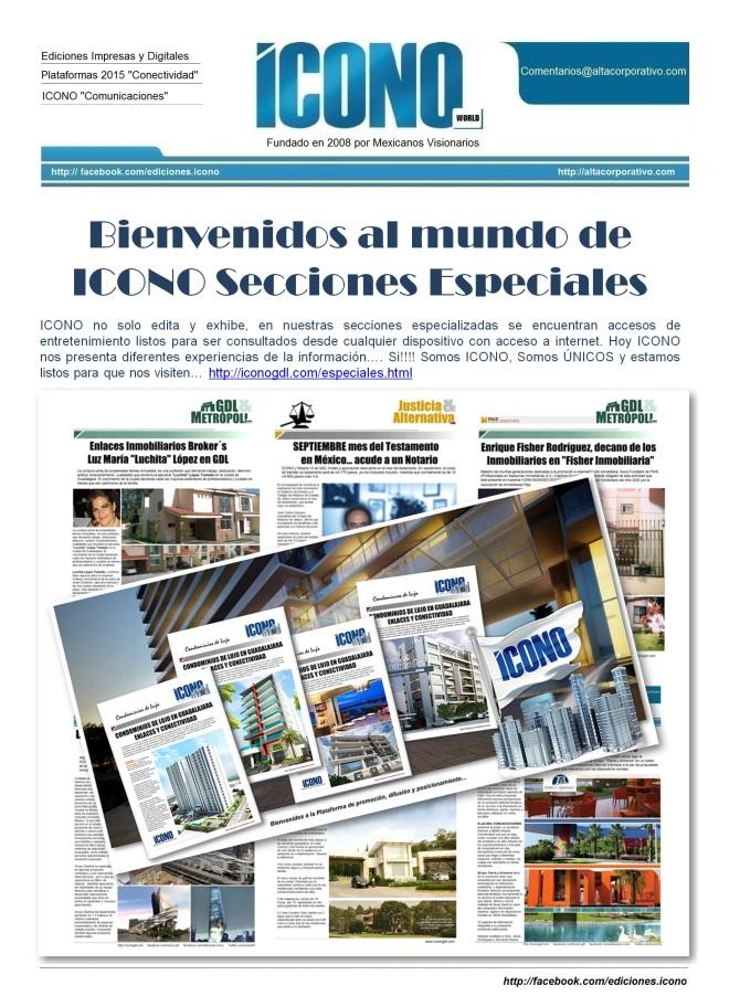 ICONO Ediciones Especiales
